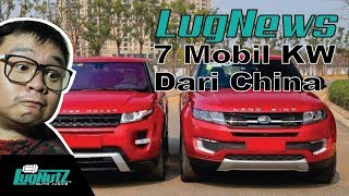 Video 7 Mobil KW China Bikin Ngakak! - LUGNEWS | LUGNUTZ Indonesia MP3, 3GP, MP4, WEBM, AVI, FLV Februari 2018