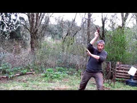 punyo - Solo Training Punyo Sumbrada Mountain Warrior Kung Fu, McMinnville Oregon 503-472-6656 http://www.facebook.com/pages/Mountai... http://www.mountainwarrior.ni...