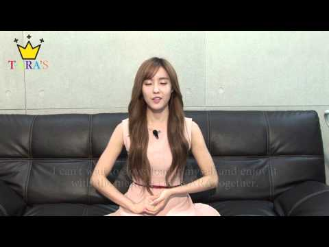 Video of TARA Official [EUNJUNG 3D]