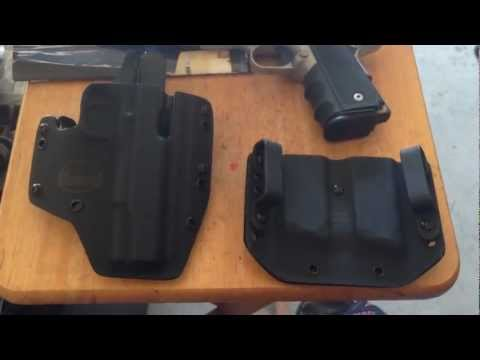 1911 Kydex Holster Alamo Tactical