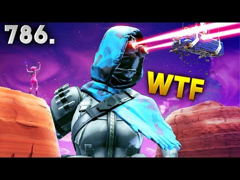 Funny clips - Fortnite Funny WTF Fails and Daily Best Moments Ep.786