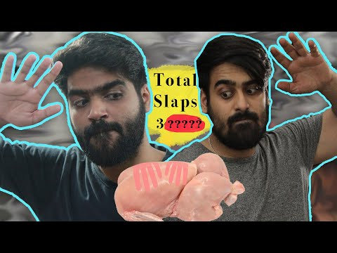 How Many Slaps Can Roast Chicken Without Fire?   Ft. Akash Dodeja (Jadoo Vlogs)   Rohit Sadhwani