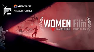Women in Adventure Film Competition Trailer 2020 by teamBMC