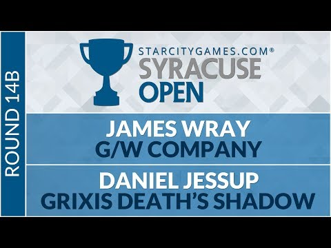 SCGNY - Round 14b - James Wray vs Daniel Jessup [Modern]