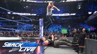 Nonton HINDI - Dean Ambrose vs. Baron Corbin - Street Fight: SmackDown LIVE, 4 April, 2017 Film Subtitle Indonesia Streaming Movie Download