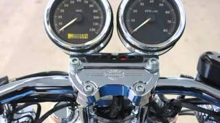 8. 2005 Harley-Davidson Sportster 1200 Roadster  Used Motorcycles - McKinney,Texas - 2013-11-22
