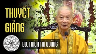 HT. Thich Tri Quang thuyet giang 27-08-2016