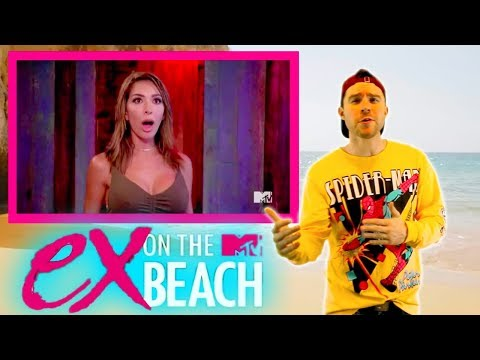 Farrah Momma Drama - Ex On the Beach Season 2 Ep 3 Review
