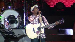 Glenn Fredly - Selamat Pagi, Dunia! ~ Jauh @ Jakarta Fair 2011 [HD]