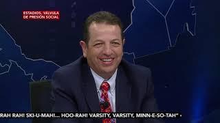 """A Fondo con Carlos Ramos Padilla: """"Porras y porros"""""""