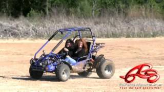 10. TrailMaster Off Road Go-karts