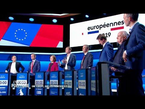 Σε πλήρη εξέλιξη η προεκλογική εκστρατεία για την ευρωκάλπη…