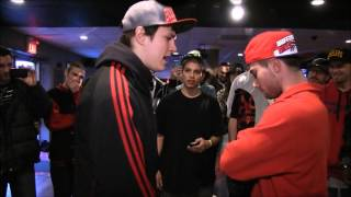Bang Out Battles | Actinuim vs. Patty P