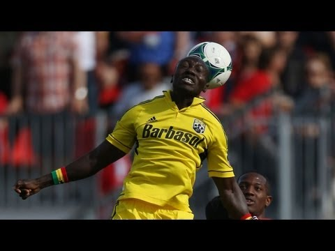 GOAL: Dominic Oduro finds back of the net_Soccer, MLS, Major League Soccer best videos. Sport of USA, MLS