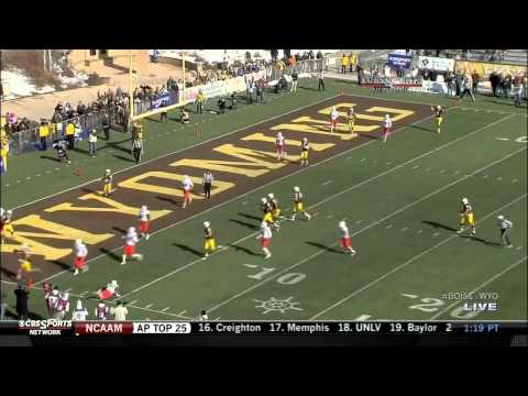 Brett Smith vs Boise St. 2012 video.