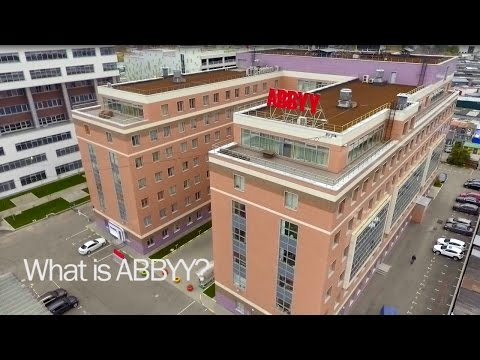 What is ABBYY?