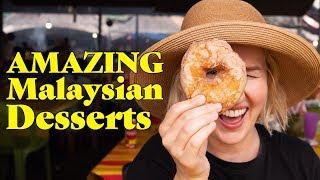 Video AMAZING Malaysian Desserts MP3, 3GP, MP4, WEBM, AVI, FLV Desember 2018