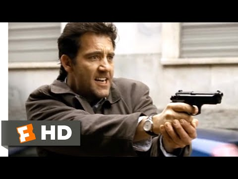 The International (2009) - Hunting the Killer Scene (4/10) | Movieclips