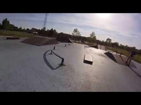 Angola/Evans Skate Park