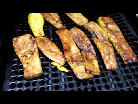 Pizza and Squash on the Grill | 9/26
