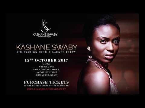 Kashane Swaby A/W17 Fashion Show