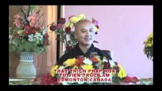 Thầy Thích Pháp Hòa - Bốn Pháp Sanh Phước_clip3/6