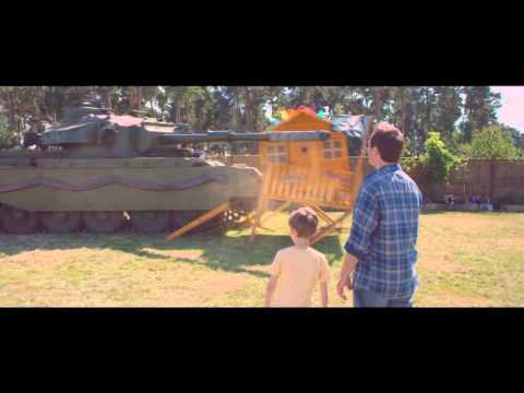 World of Tanks - Hell Yeah, Tanks! - Father and Son