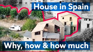 HOW MUCH MY HOUSE IN SPAIN COST + WHY & HOW I BOUGHT IT 🏠💰 by Nate Murphy