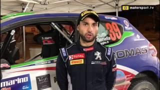 Tommaso Ciuffi è stato il dominatore di Gara 1, ecco cosa ci ha detto alla fine della corsa