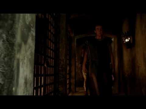 Spartacus: Blood & Sand - John Hannah (Batiatus) being awesome again!