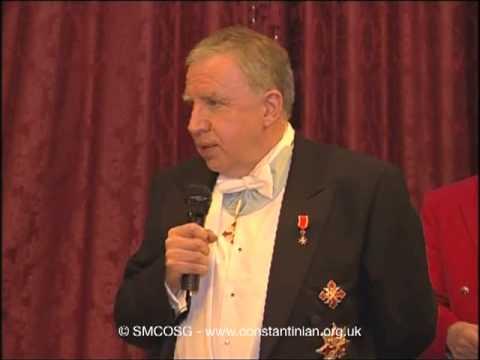 Ordine Constantiniano 2003 – Discorso del Segretario di Stato dell' Irlanda del Nord Paul Murphy, MP