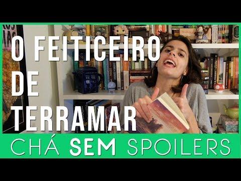 O Feiticeiro de Terramar - Ursula K Le Guin - Chá SEM Spoilers