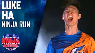 Luke Ha Full Run | Australian Ninja Warrior 2017
