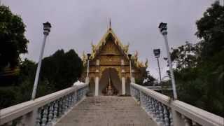 Mae Ai Thailand  City pictures : Wat Tha Ton (Phra Aram Luang) - Mae Ai, Thailand 2015