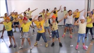 KIDS FUN DANCE VIDEO CHOREOGRAPH  BY THE DANCE MAFIA [dance and fitness studio] mohali 9501915706, 9501915609