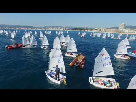 International Palamos Optimist Trophy. SAT 20