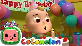 Happy Birthday Song | CoCoMelon Nursery Rhymes & Kids Songs