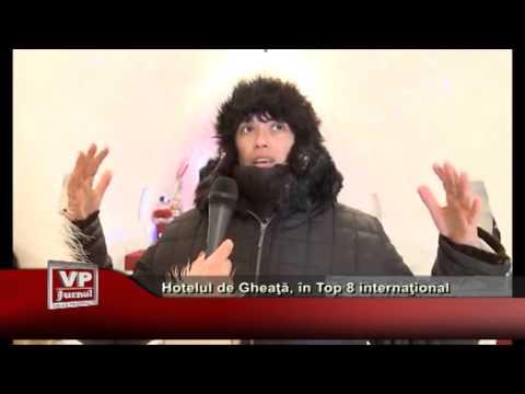Hotelul de Gheaţă, în Top 8 internaţional