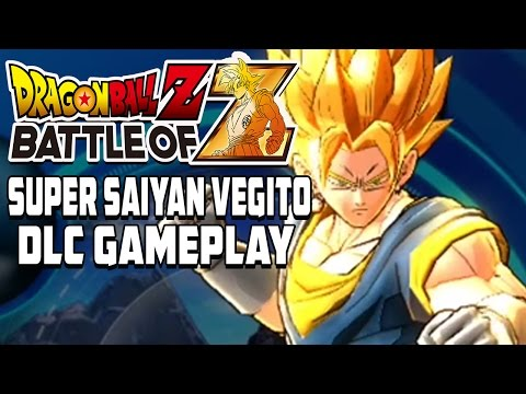 comment debloquer vegeto battle of z