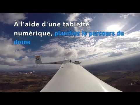 Anemos One : le drone dédié aux aéroclubs de planeur imaginé par trois étudiants de l'IPSA Toulouse