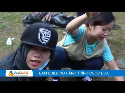Team Building Vega tại Thung Nham 2015