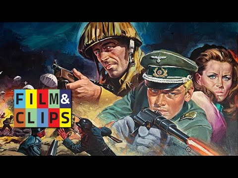 Hell in Normandy  Full Movie by Film&Clips