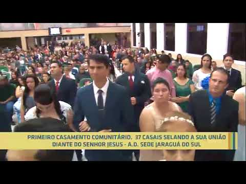 Casamento Comunitário - 2017