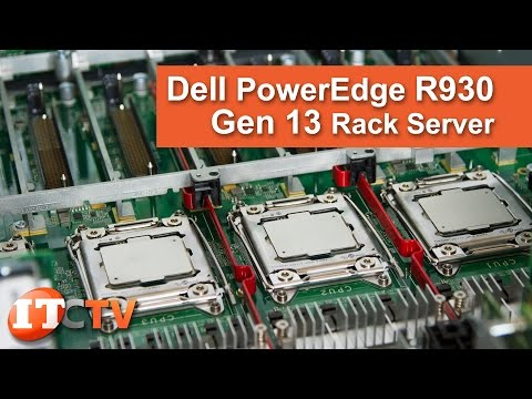 , title : 'Dell PowerEdge R930 Gen13 Rack Server Technical Specifications Review - 4K UHD Video!'