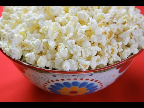 Quick & Easy Kettle Corn