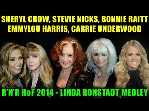 Sheryl Crow, Stevie Nicks, Emmylou Harris, Bonnie Raitt, Carrie Underwood – Linda Ronstadt Medley