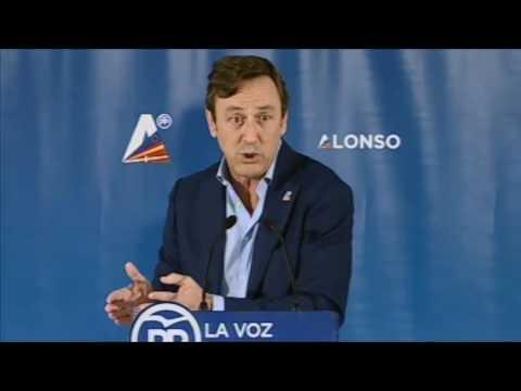 """Rafa Hernando: """"El PNV vota siempre con Podemos y Bildu en el Congreso"""""""
