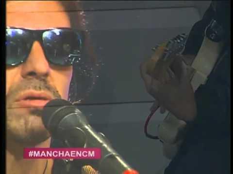 Mancha de Rolando video Olvidarte - Acústico CM Rock 2016