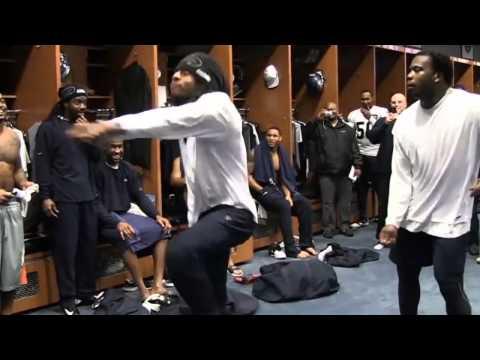 Seahawks Shuffle: Wild Dance Mashup