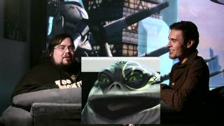 Star Wars: The Clone Wars Movie Review By Armchair Directors